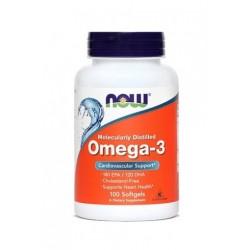 NOW Omega-3 1000 mg, kapsule
