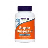 NOW Super Omega-3 1000 mg, kapsule