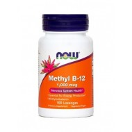 NOW Vitamin B-12 1000 mcg, tablete