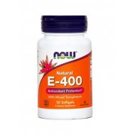 NOW Vitamin E 400 IE, kapsule