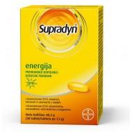 Supradyn Energija Q10, filmsko obložene tablete