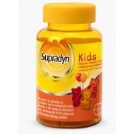 Supradyn Kids, žvečljivi gumijasti medvedki