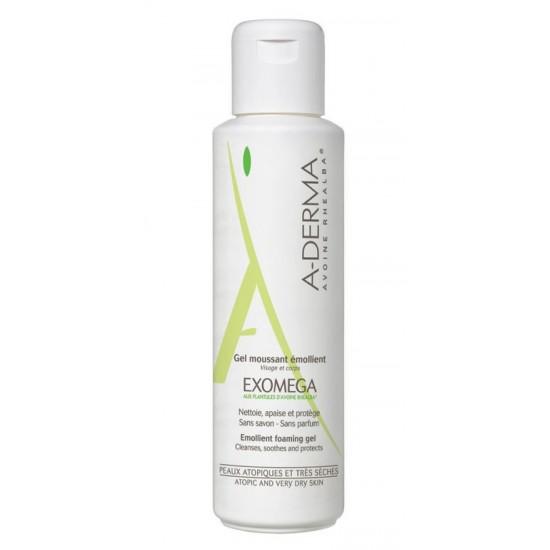 A-Derma Exomega, emolientni gel za tuširanje, 500 ml Kozmetika