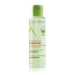 A-Derma Exomega Control, emolientni čistilni gel 2v1 za atopijsko kožo