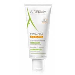A-Derma Exomega Control, emolientna krema - 200 ml