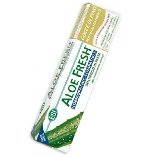 Aloe Fresh, zobna pasta homeopatska Pripomočki in zaščita