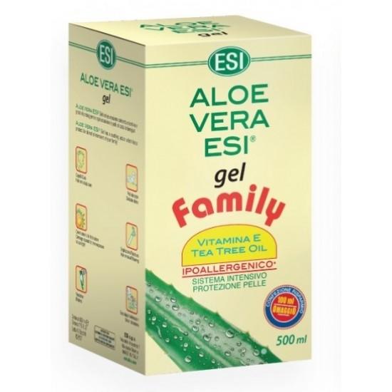 Aloe vera gel z vitaminom E - 500 ml Kozmetika