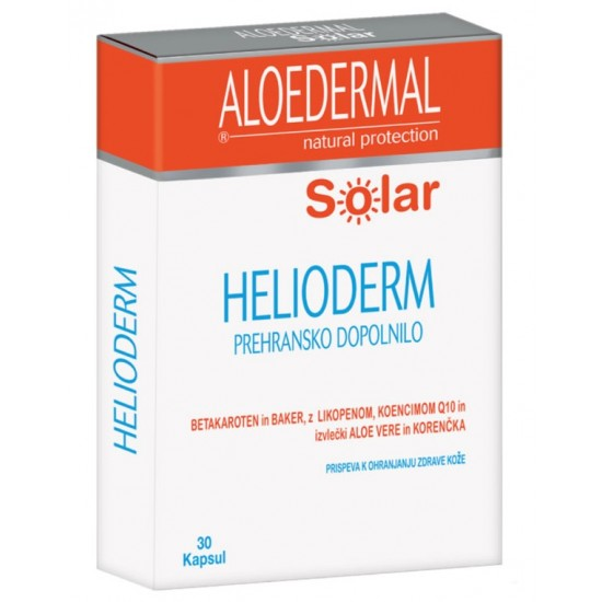 Aloedermal Solar Helioderm prehransko dopolnilo Prehrana in dopolnila