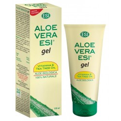 Aloe vera gel s čajevcem in vitaminom E - 100 ml