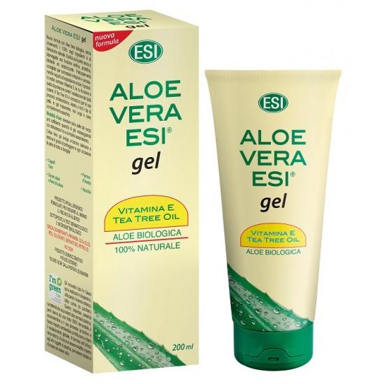 Aloe vera gel s čajevcem in vitaminom E - 200 ml Kozmetika