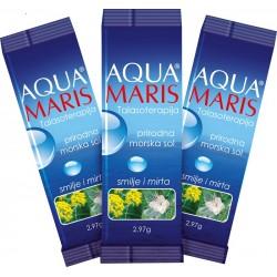 AQUA MARIS® TALASOTERAPIJA naravna morska sol