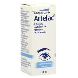 Artelac 3,2 mg/ml, kapljice za oko