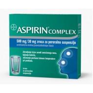 Aspirin Complex, vrečke