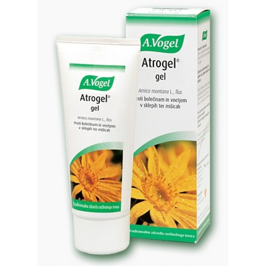 Atrogel, gel Zdravila brez recepta