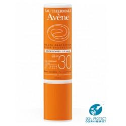 Avene Sun, stik za zaščito ustnic ZF30+