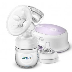 Avent Ultra Comfort, enojna električna prsna črpalka
