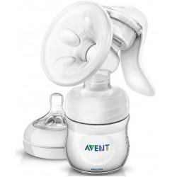 Avent Natural, ročna prsna črpalka