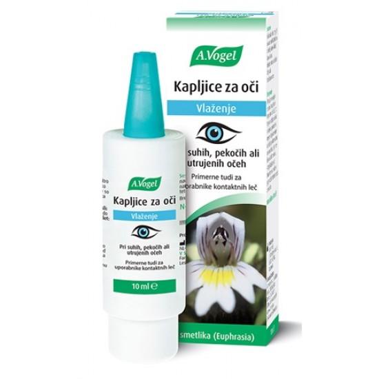 A.Vogel, kapljice za oči Pripomočki in zaščita