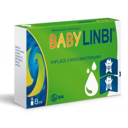 Baby Linbi, probiotične kapljice