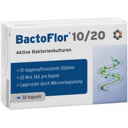BactoFlor 10/20 - probiotiki za odrasle, 30 kapsul
