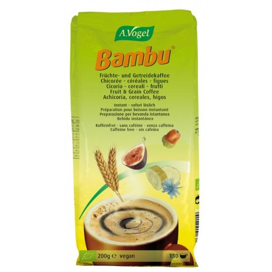 Bambu žitna kava, instant vrečka, 200 g Prehrana in dopolnila