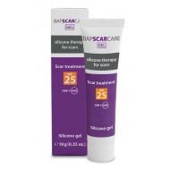 Bapscarcare, silikonski gel z zaščitnim faktorjem SPF25