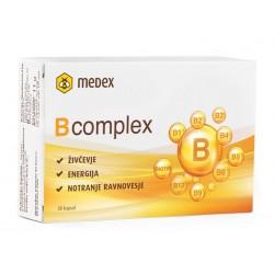 Medex B Complex, kapsule
