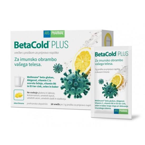 BetaCold Plus, prašek za imunsko obrambo Prehrana in dopolnila