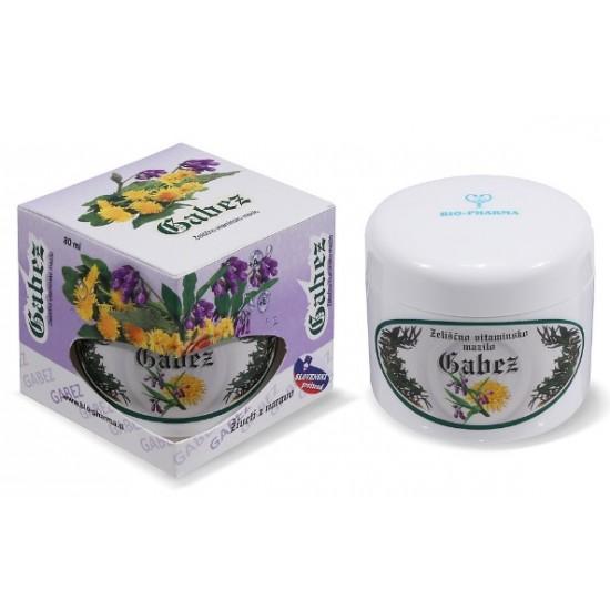 Bio-Pharma Gabez, zeliščno vitaminsko mazilo Kozmetika