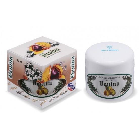 Bio-Pharma Venina, zeliščno vitaminsko mazilo Kozmetika