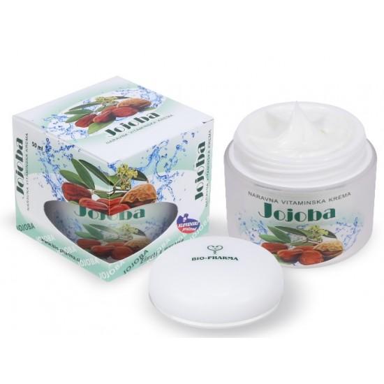 Bio-Pharma Jojoba, vitaminska krema Kozmetika