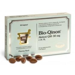 Pharma Nord Bio-Qinon Aktivni Q10 z vit. B2 - 30 kapsul