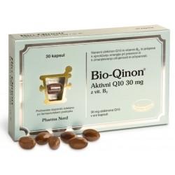 Pharma Nord Bio-Qinon Aktivni Q10 z vit. B2 - 60 kapsul