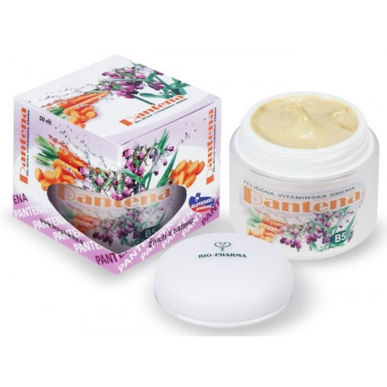 Bio-Pharma Pantena, zeliščna vitaminska krema Kozmetika
