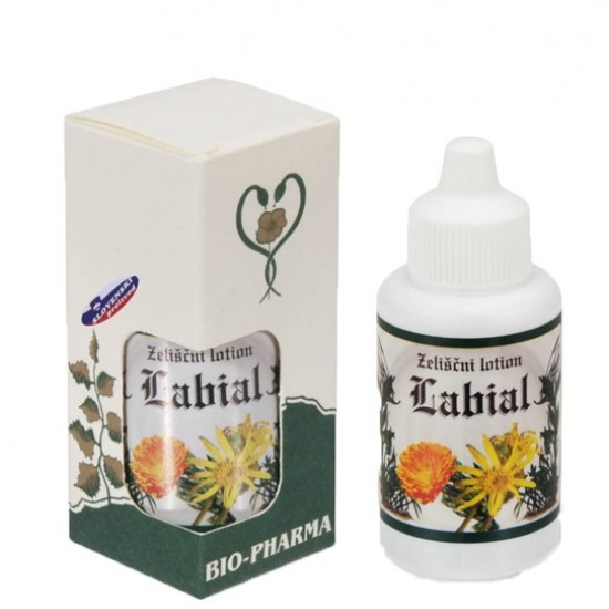 Bio-Pharma Labial, zeliščni losjon Kozmetika