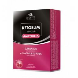 Biocyte Ketoslim, ampule