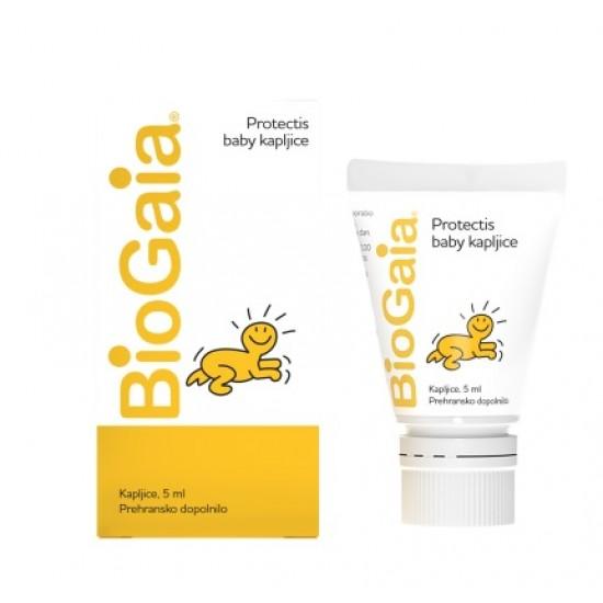 BioGaia Protectis Baby, probiotične kapljice za otroke in dojenčke Prehrana in dopolnila