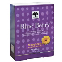Blue Berry, tablete