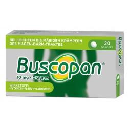 Buscopan 10 mg, obložene tablete