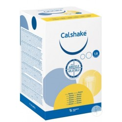 Calshake Banana, prašek