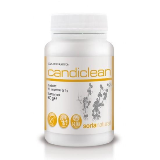 Soria Natural Candiclean, tablete Prehrana in dopolnila