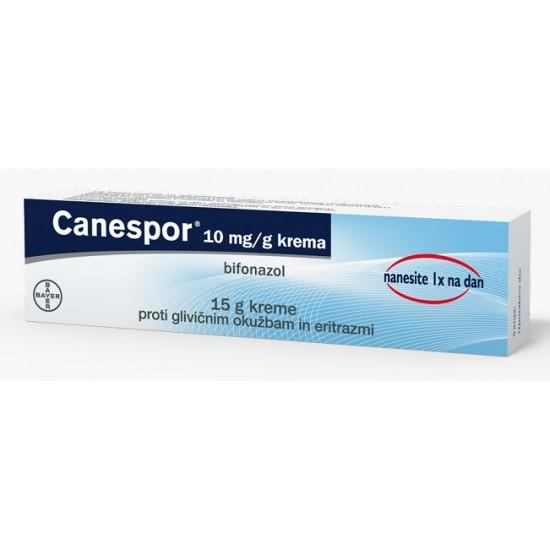 Canespor, krema Zdravila brez recepta
