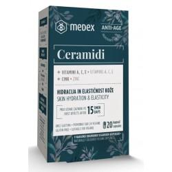 Medex Ceramidi, 20 kapsul