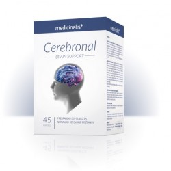 Cerebronal, kapsule za normalno delovanje možganov