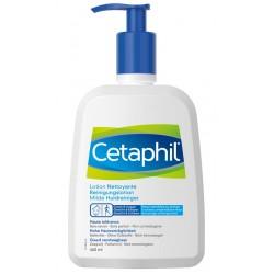 Cetaphil, losjon za čiščenje obraza in telesa za suho in občutljivo kožo