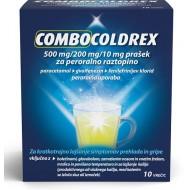 Combocoldrex 500mg/200mg/10mg, prašek za peroralno raztopino