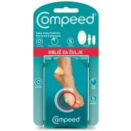 Compeed, obliži za žulje - različne velikosti