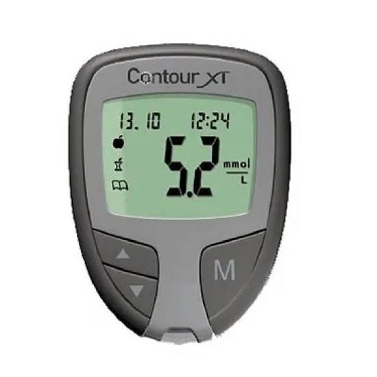 Contour XT, merilnik za merjenje glukoze v krvi Pripomočki in zaščita