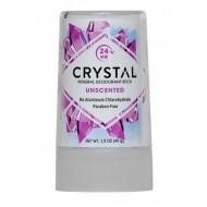 Crystal naturel, potovalni stik