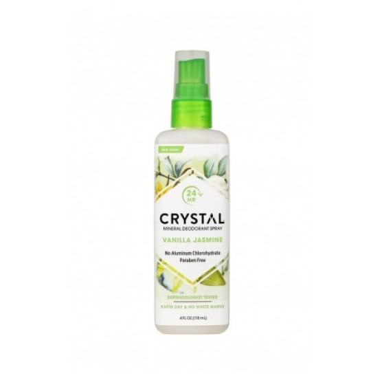 Crystal Essence Razpršilo, vanilija in jasmin Kozmetika